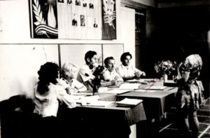 Випускні екзамени, 1976р.