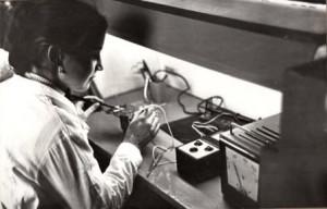 Виробниче навчання, 1976р.