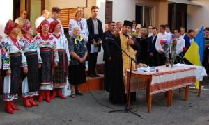 1 вересня, вікарій Буковинський отець Валерій Сиротюк