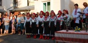 "1 вересня,  гурт ""Козацька Берегиня"""