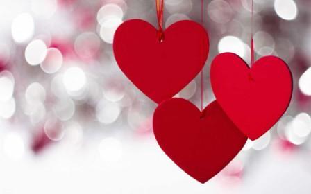 14 лютого – День святого Валентина, День всіх закоханих